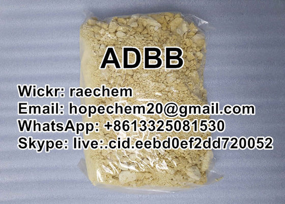 Strongest research chemical high purity Safety Lab Chemical ADBB