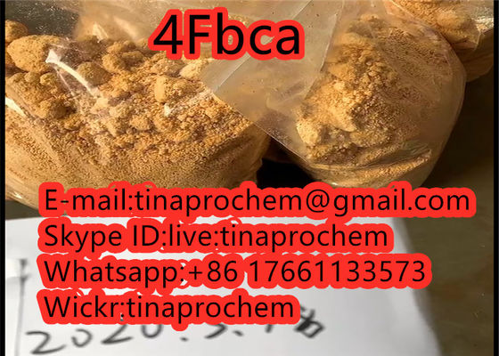 Pure Research Chemicals 4fbca Factory Price Free Sample Tracking Number